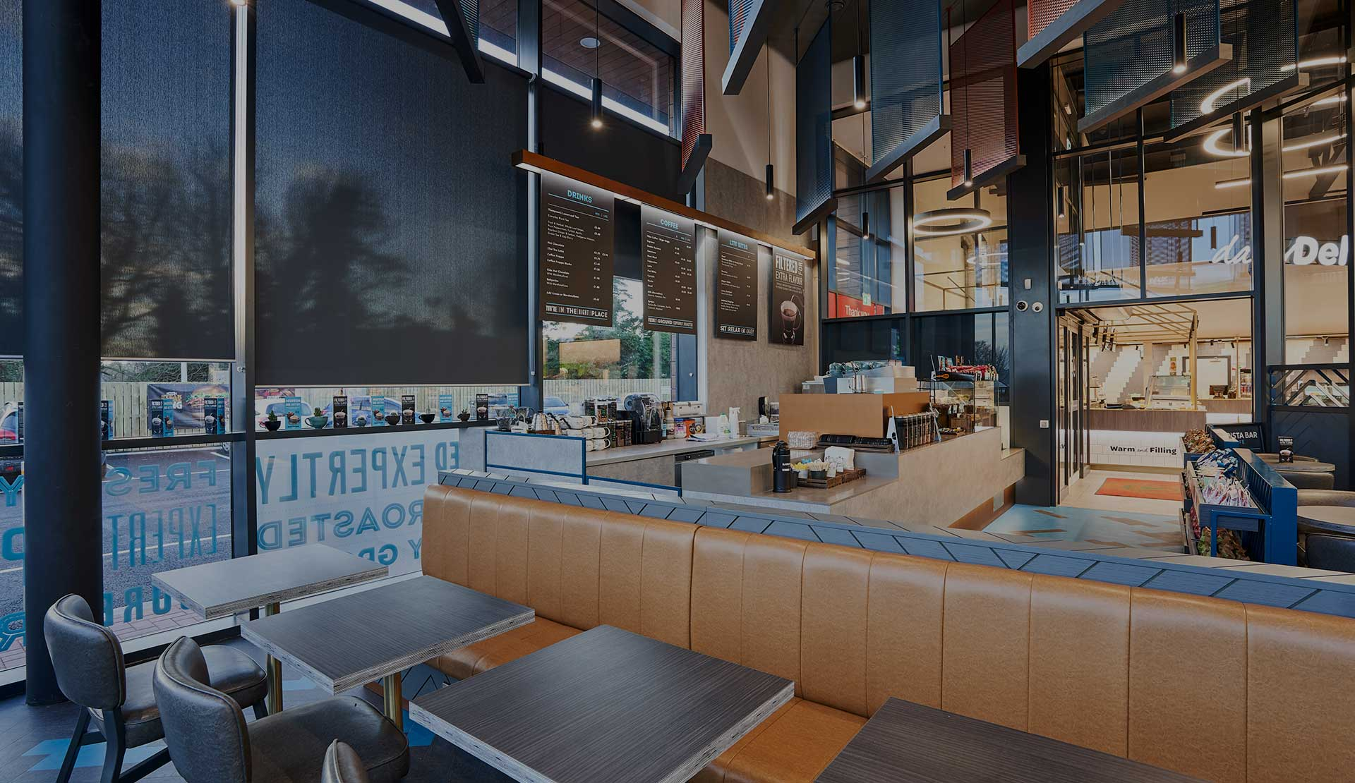 Retail, Commercial & Hospitality Interior Fitouts