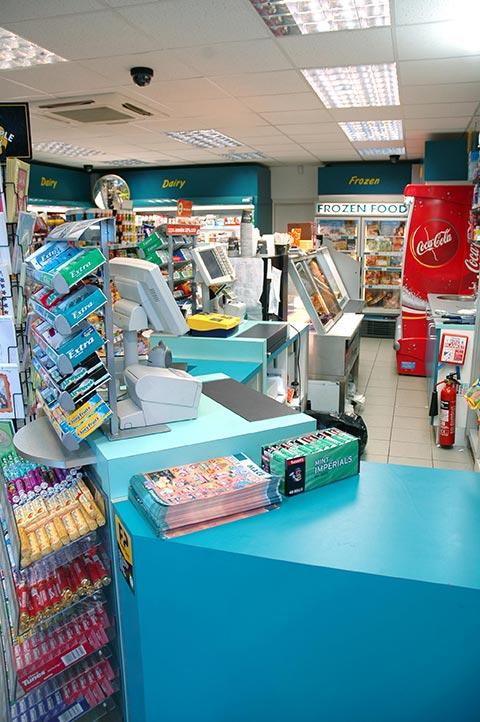 Supermarket Shopfitters