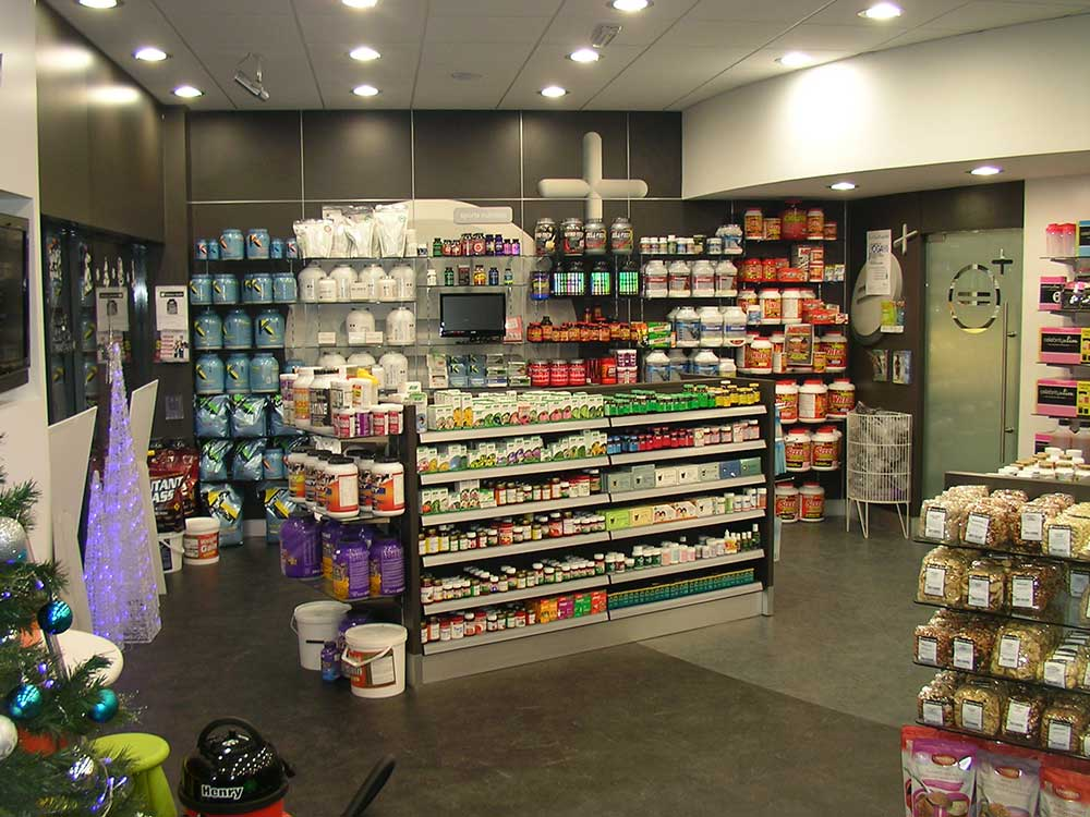 pharmacy shopfitters